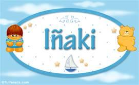 Iñaki - Nombre para bebé