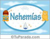 Nehemías - Nombre para bebé
