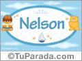 Nombre Nombre para bebé, Nelson
