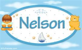 Nelson - Nombre para bebé