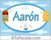 Aarón - Nombre para bebé