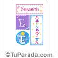Esyuanith - Carteles e iniciales