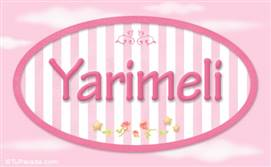 Yarimeli - Nombre decorativo