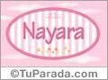 Nayara - Nombre decorativo