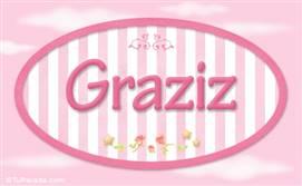 Graziz - Nombre decorativo