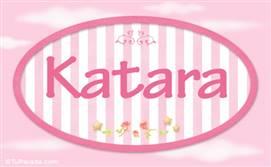 Katara - Nombre decorativo