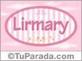 Lirmary - Nombre decorativo