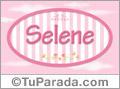 Selene - Nombre decorativo