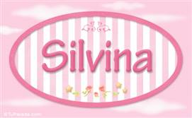 Silvina, nombre para niñas