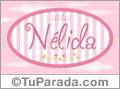 Nélida, nombre para niñas