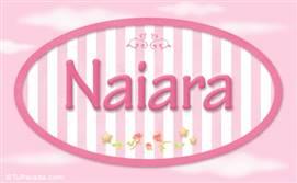 Naiara, nombre para niñas