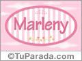 Marleny, nombre para niñas
