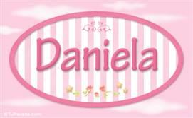 Daniela, nombre para niñas