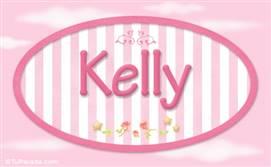 Kelly, nombre para niñas