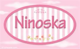Ninoska, nombre de niña