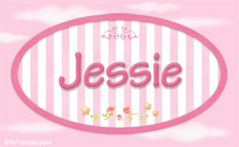 Jessie, nombre de bebé de niña