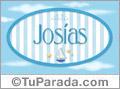 Josías - Nombre decorativo