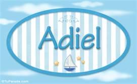 Adiel, nombre de bebé, nombre de niño