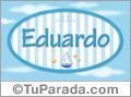 Eduardo - Nombre decorativo