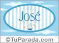 José - Nombre decorativo