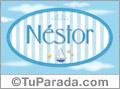 Nétor - Nombre decorativo