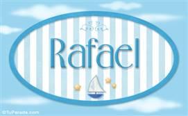 Rafael, nombre de bebé, nombre de niño