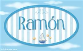 Ramón, nombre de bebé, nombre de niño