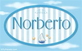 Norberto, nombre de bebé, nombre de niño