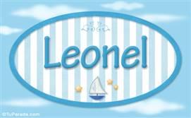 Leonel, nombre de bebé, nombre de niño