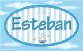 Esteban, nombre de bebé, nombre de niño