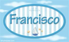 Francisco, nombre de bebé, nombre de niño