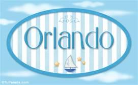 Orlando, nombre de bebé, nombre de niño