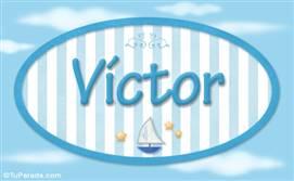 Victor, nombre de bebé, nombre de niño