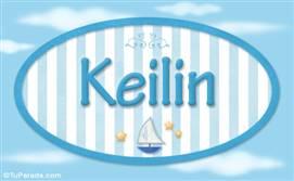 Keilin, nombre de bebé, nombre de niño