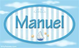 Manuel, nombre de bebé, nombre de niño