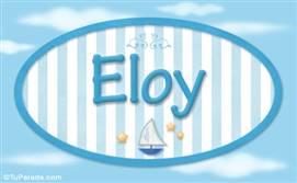Eloy, nombre de bebé, nombre de niño
