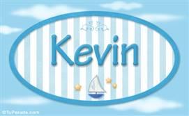 Kevin, nombre de bebé, nombre de niño