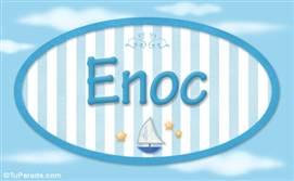 Enoc, nombre de bebé, nombre de niño