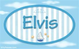 Elvis, nombre de bebé, nombre de niño