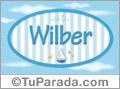 Wilber, nombre de bebé, nombre de niño