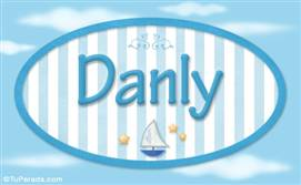 Danly, nombre de bebé, nombre de niño