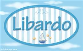 Libardo, nombre de bebé, nombre de niño