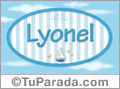 Lyonel, nombre de bebé, nombre de niño