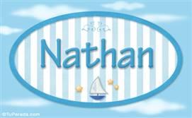 Nathan, nombre de bebé, nombre de niño