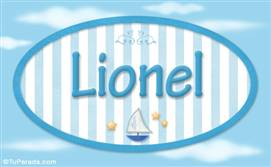 Lionel, nombre de bebé, nombre de niño