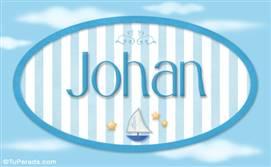 Johan, nombre de bebé, nombre de niño