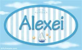 Alexei , nombre de bebé, nombre de niño