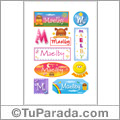 Maelby - Para Stickers