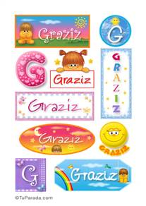 Graziz - Para stickers