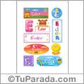 Eder - Para stickers